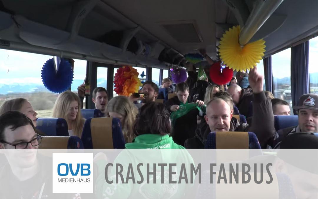 Video: Mit dem Crashteam auf Auswärtsfahrt