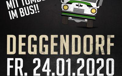 Am 24.01.20: Fanbus nach Deggendorf